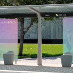 Pininfarina Bus Shelter Concept for the City of Miami Beach Won Red Dot Design Concept Award 2019
