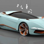 Pininfarina Chords Concept Transforms Low Frequency Vibration Into Energy