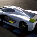 Pininfarina H2 Speed Is Based on Hydrogen Fuel Cell Technology