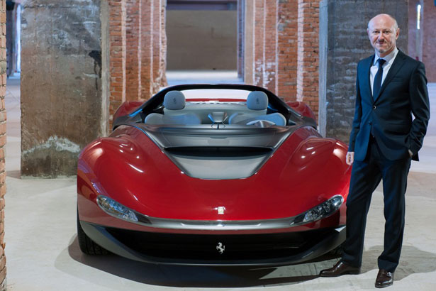 Pininfarina Sergio Sports Car