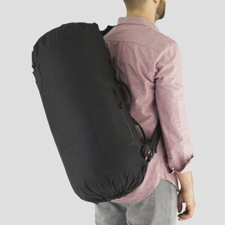 Piorama Adjustable Bag: Duffle, Backpack, and Sling Bag In One