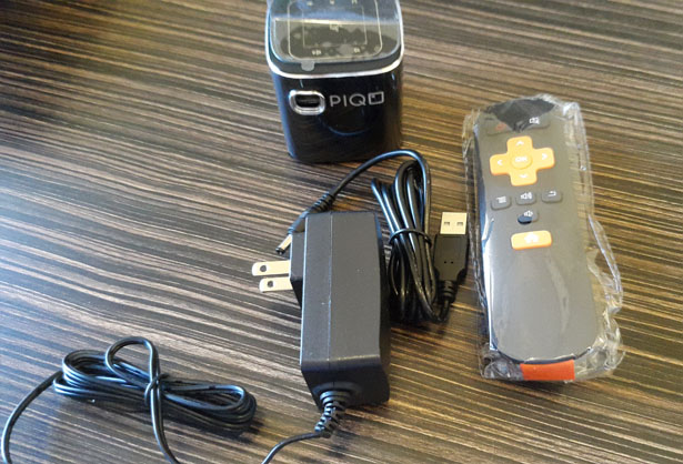 PIQO Smart, Mini Projector Hands-on Review