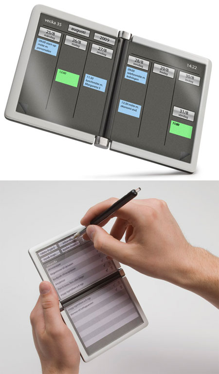 plan a electronic planner