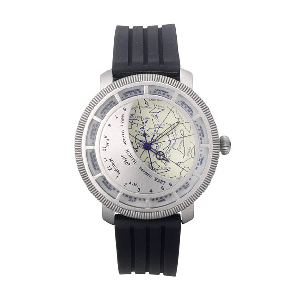 Planisphere Watch for Astrophysicist