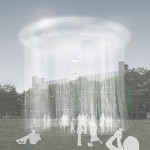 PlayCloud Pavilion Is Reminiscent Of A Swimming Jellyfish