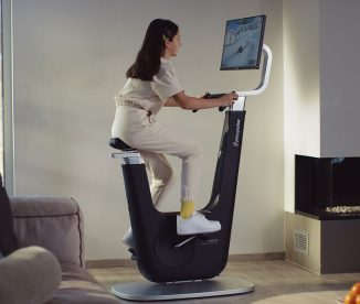 Playpulse One Gaming Bike Gets You Healthier by Playing Games
