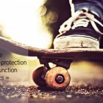 Plexus Protection Gear for Skateboarders