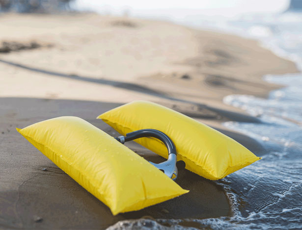 Ploota Sensor Controlled Safety Device for Swimmers