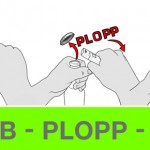 Plopp-O-Meter : Bottle Opener by Christian Förg
