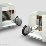 PLUG Community Vehicle Design Proposal For Peugeot