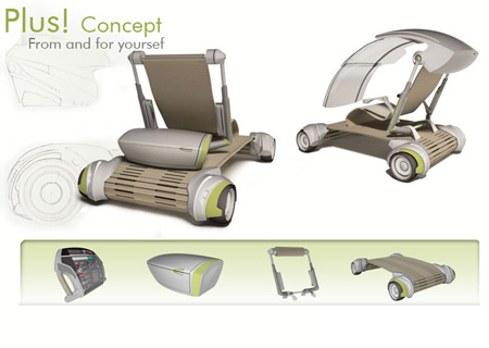 plus concept vehicle