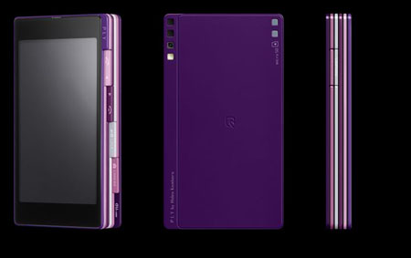 Ply Multilayered Phone Concept (All in One)