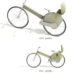 Podi Lato Bicycle is Made From Aluminium and Recycled Materials