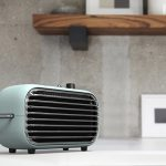 Poison Retro Modern Speaker Features Old Radio Style with Modern Technology Inside