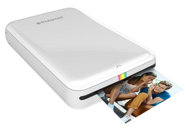 Polaroid Zip Instant Mobile Printer Allows You to Print Photos from Your Smartphone On-The-Go