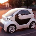 Polymaker x XEV 3D Printed Electric Car for Just $7,500