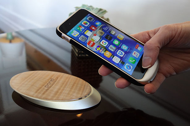 Pond Wireless Charging Devices