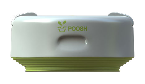 Poosh Portable Toilet
