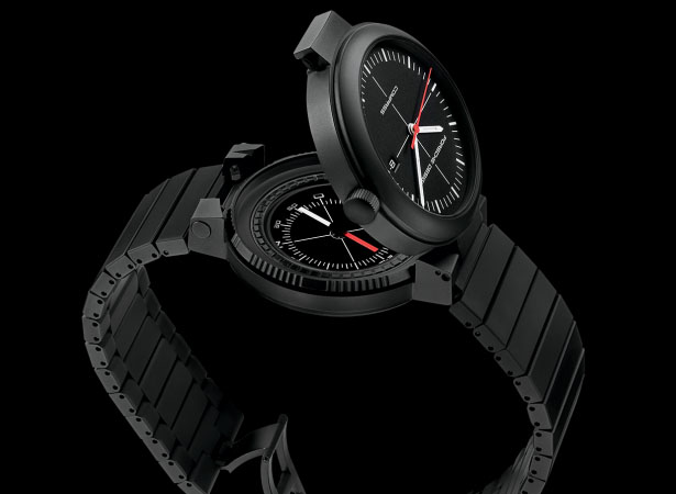Porsche Design P'6520 Heritage Compass Watch