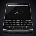Luxury Porsche Design P'9983 Smartphone from BlackBerry