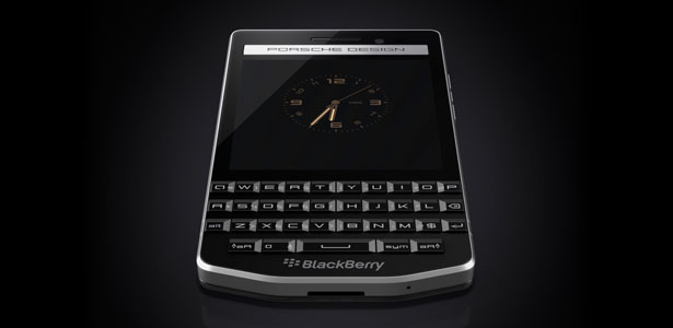 Porsche Design P'9983 Smartphone from BlackBerry