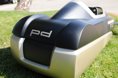 porsche design gravity car