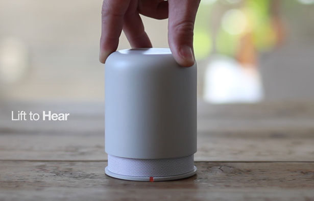 Portable Hidden Radio and Bluetooth Speaker