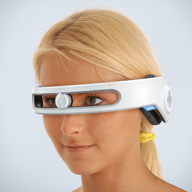 Portal Telemedicine Headset Assists Your Remote Communication with A Doctor