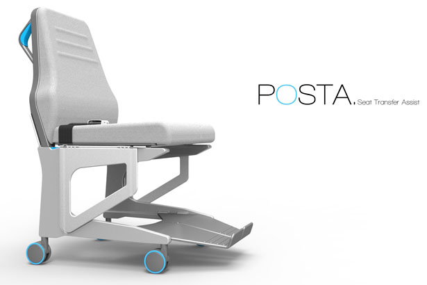 Posta Seat Transfer Assist by Peter Short