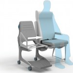 Posta : Seat Transfer Assist for Wheelchair-Bound Airline Passenger