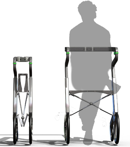 potential energy walker stylish and personal mobility solution