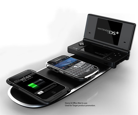 PowerMat Charging Platform For Your Gadgets
