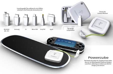 powermat charger for your gadgets
