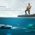 PowerRay : Underwater Robot That Revolutionizes Recreational Fishing