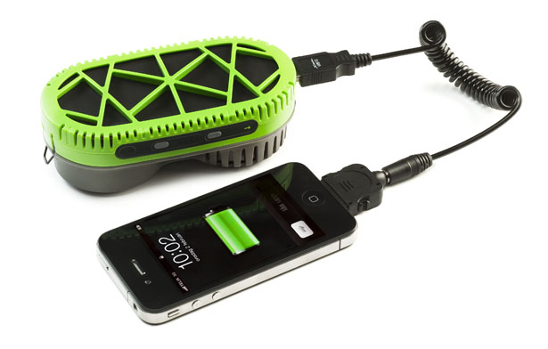 Powertrekk Fuel Cell Charger Provides Instant Power Anywhere For Your Gadgets
