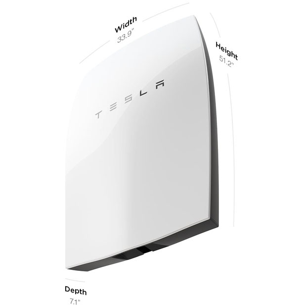 Tesla Powerwall Home Battery Offers Energy Security and Reduces Your Power Bill