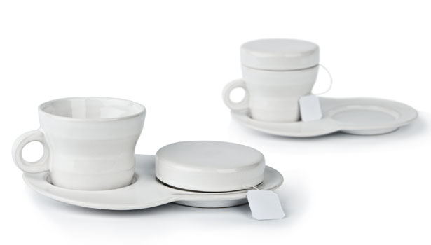 PracTea cup and mugs by Kabo&Pydo