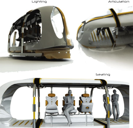 Public transport concept by jake eadie tuvie for Future interieur