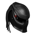 Awesome Predator Helmet Gets You Attention from Other Drivers