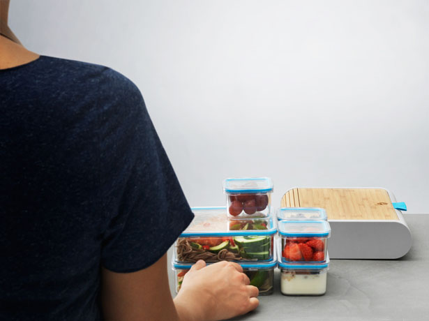 Prepd Lunchbox Reimagined by Chris Place and Will Matters