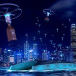 PriestmanGoode Dragonfly Drone Delivery Concept for Online Retailers
