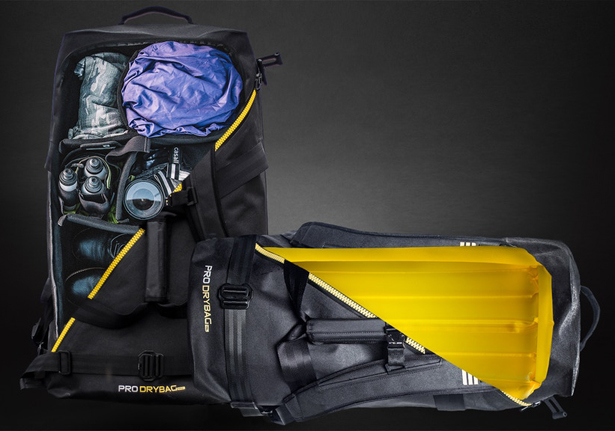 Pro Drybag 2.0 Series extreme duffel bag series - Waterproof (50m/164ft) - Shockproof - Innovative Pack System by Subtech Sports