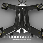Processor007 : Drone Aircraft Concept Proposal for Airbus Group