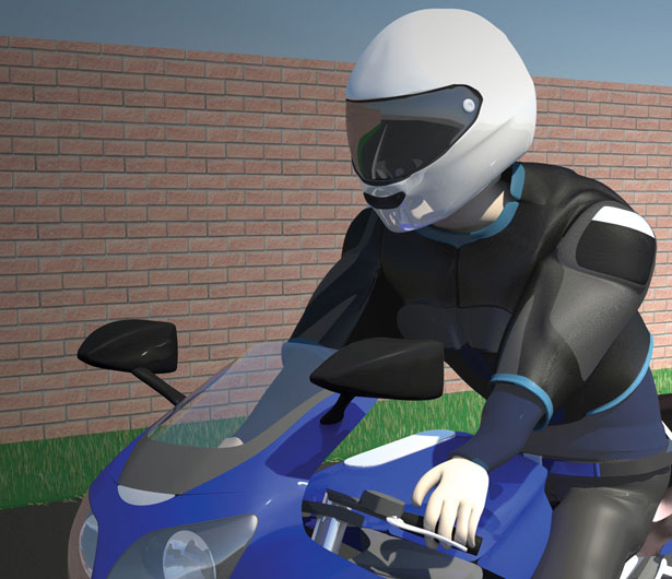 Proclavian Safety Equipment for Motorcycle Riders