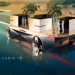 Project Cubiq - Future Mobility Lifestyle for The Year of 2035