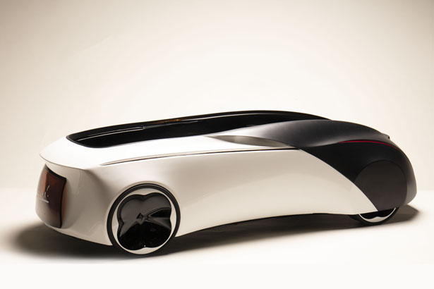 Project Mémoire: Future Shared Driverless Fleet for 2040 by Charles Keusters
