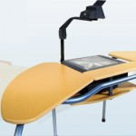 Overhead Projector Desk to Help Disabled Teachers