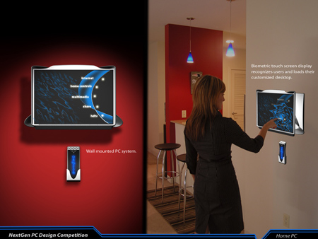 prosperpc concept home monitoring system