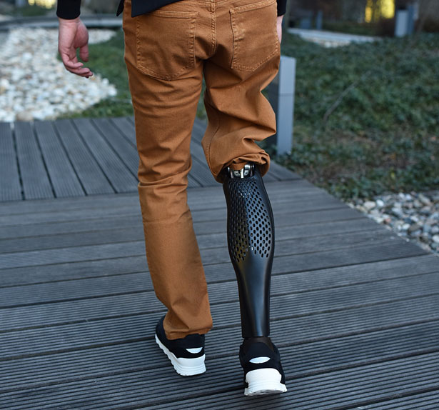 Prosthetic Leg Concept by Tomas Vacek for ART4LEG