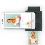 Prynt Pocket Instant Photo Printer - You Can Add A Video in Your Photo